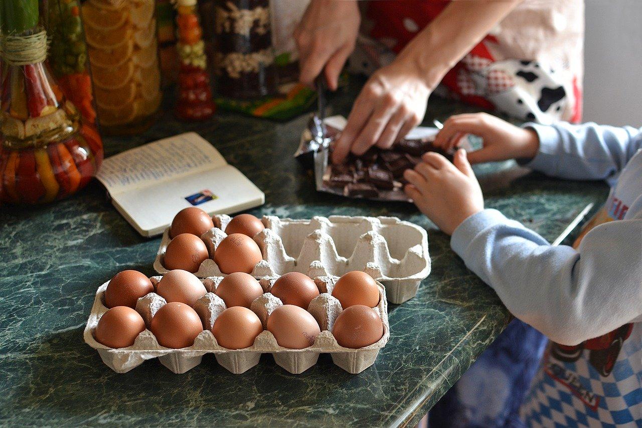Dziecko i jego nawyki jedzeniowe