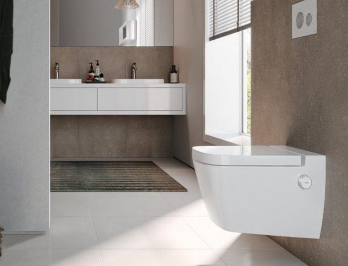 toaleta myjaca