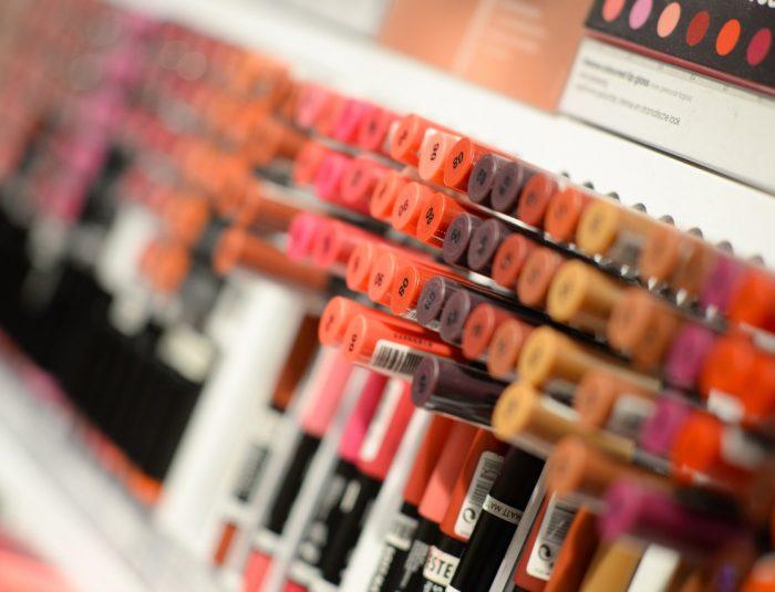 zakup kosmetykow